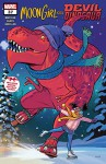 Moon Girl and Devil Dinosaur (2015-) #37 - Brandon Montclare, Gustavo Duarte, Natacha Bustos