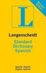 Langenscheidt Standard Dictionary Spanish - Langenscheidt-Redaktion