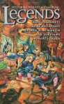 Legends - Anne McCaffrey, Terry Pratchett, Robert Silverberg, George R.R. Martin