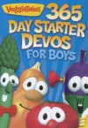 VeggieTales 365 Day Starter Devos for Boys - Big Idea Inc.