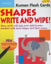 Shapes Write and Wipe! [With Non-Toxic Pen] - Eno Sarris