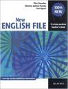New English File Pre-Intermediate - Clive Oxenden, Christina Latham-Koenig, Paul Seligson