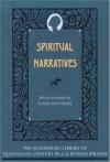 By Maria W. Stewart Spiritual Narratives (Schomburg Library of Nineteenth-Century Black Women Writers) (Reprint) [Paperback] - Maria W. Stewart