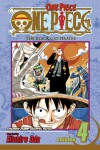 One Piece, Vol. 04: The Black Cat Pirates - Eiichiro Oda