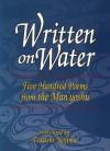 Written on Water: Five Hundred Poems from the Man Yoshu - Takashi Kojima