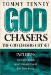 The God Chasers Gift Set: Includes: The God Chasers/God's Favorite House/The Daily Chase [With 0768420164, 0768420431, & the Daily Chase] - Tommy Tenney