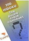 200 Hidoku: The puzzle craze continues: 3 - djape