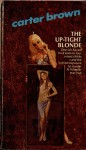 The Up-tight Blonde - Carter Brown