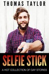 GAY EROTICA: Selfie Stick (LGBT Short Story Collection) - Thomas Taylor