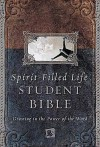 Spirit-Filled Life Student Bible-NKJV: Growing in the Power of the Word - Jack Hayford