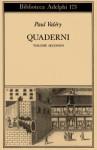 Quaderni Vol. II: Linguaggio - Filosofia - Paul Valéry, Judith Robinson-Valéry, Ruggero Guarini