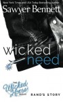 Wicked Need (The Wicked Horse Series) (Volume 3) - Sawyer Bennett