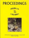 Proceedings of the International Oak and Cork Symposium - Alan Young
