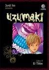 Uzumaki. Libro 4: El Tifón (Uzumaki, #4) - Junji Ito
