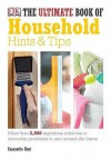 The Ultimate Book Of Household Hints And Tips - Cassandra Kent