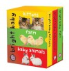Bright Baby Slipcase (large): Kittens, Farms, Baby Animals - Roger Priddy