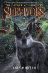 Survivors: The Gathering Darkness #2: Dead of Night - Erin Hunter, Laszlo Kubinyi