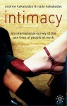 Intimacy: An International Survey of the Sex Lives of People at Work - Andrew P. Kakabadse
