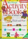 My First Activity Book - Playskool Books, Playskool Books