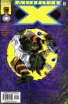 Mutant X #24 - Howard Mackie