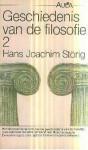 Geschiedenis van de Filosofie 2 - Hans Joachim Störig