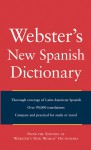 Webster's New Spanish Dictionary - Webster's