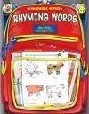 Rhyming Words Color, Trace, and Learn Homework Helper, Grades PreK to 1 (Homework Helpers) - School Specialty Publishing, Frank Schaffer Publications