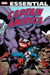 Essential Captain America, Vol. 7 - Roger McKenzie, Peter B. Gillis, Alan Kupperberg, Mike W. Barr, Sal Buscema, Fred Kida, Frank Springer, Don Perlin