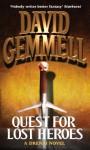 Quest for Lost Heroes (Drenai Tales, #4) - David Gemmell