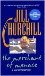 The Merchant of Menace - Jill Churchill