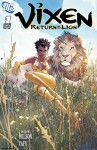 Vixen: Return of the Lion (2008-) #1 - Gwendolyn Wilson, CAFU