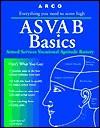ASVAB Basics - Ronald Kappraff, Arco Publishing, Ronald Bronk