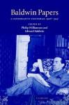 Baldwin Papers: A Conservative Statesman, 1908 1947 - Philip Williamson, Edward Baldwin
