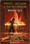 Percy Jackson and the Olympians Boxed Set - Rick Riordan