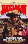 Slocum #282: Slocum and the Lady in Black - Jake Logan