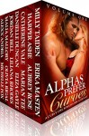 Alphas Prefer Curves: A Curvy Girl Romance BBW Anthology (Volume One) - Milly Taiden, Erika Masten, Harper Ashe, Catherine Vale, Aubrey Rose, Jordan Bell, Danielle Duncan, Liliana Rhodes, Malia Mallory, Marian Tee, Olivia Rigal, Alexx Andria, Michelle Fox, Eliza Gayle