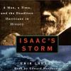 Isaac's Storm - Erik Larson, Edward Herrmann