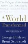 A World Transformed (Vintage) - George H. W. Bush, Brent Scowcroft