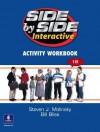Side by Side 2 DVD 1b and Interactive Workbook 1b - Steven J. Molinsky, Bill Bliss