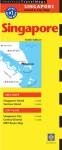 Singapore Travel Map Tenth Edition - Periplus Editors, Periplus Editors