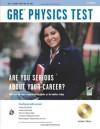 GRE Physics w/ CD-ROM 6th Ed. (GRE Test Preparation) - Joseph Molitoris, GRE, Physics Study Guides