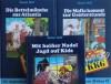 3 Bücher Ein Fall für TKKG: Die Mafia kommt zur Geisterstunde / Die Bettelmönche aus Atlantis / Mit heißer Nadel Jagd auf Kids - Stefan Wolf