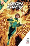 Jean Grey (2017-) #1 - Dennis Hopeless, Victor Ibanez, David Yardin