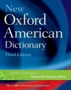 The New Oxford American Dictionary - Oxford