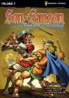 Son of Samson, Volume 7: Son of Samson and the Sword of Revenge - Gary Martin, Sergio Cariello, Bud Rogers