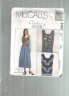 McCall's pattern 8487 *size Large (16,18) - McCall's
