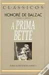 A Prima Bette - Honoré de Balzac, Sílvia Matos e Lemos