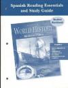 Glencoe World History Spanish Reading Essentials and Study Guide Student Workbook: Modern Times - Glencoe/McGraw-Hill
