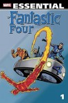 Essential Fantastic Four Volume 1 TPB (All-New Edition) (Fantastic Four (Graphic Novels)) (v. 1) - Stan Lee, Jack Kirby