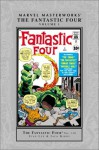 Marvel Masterworks: The Fantastic Four, Vol. 1 - Stan Lee, Jack Kirby